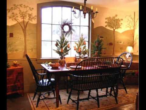 Primitive Antique Furniture Decorating - Primitive Antique Furniture Decorating - Holly Hill Antiques